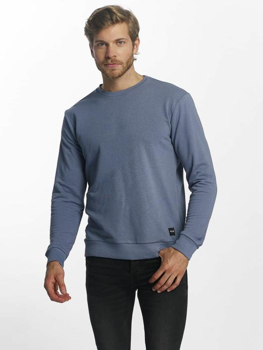 Only & Sons Swetry onsCrew niebieski