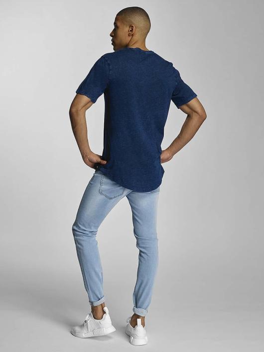 Only & Sons T-Shirt onsIndigo Ice Longy blau