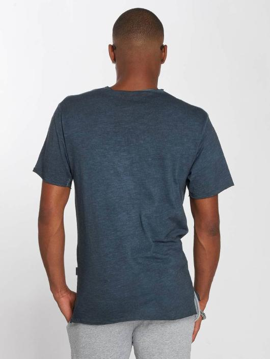 Only & Sons T-Shirt onsStewie Slub bleu