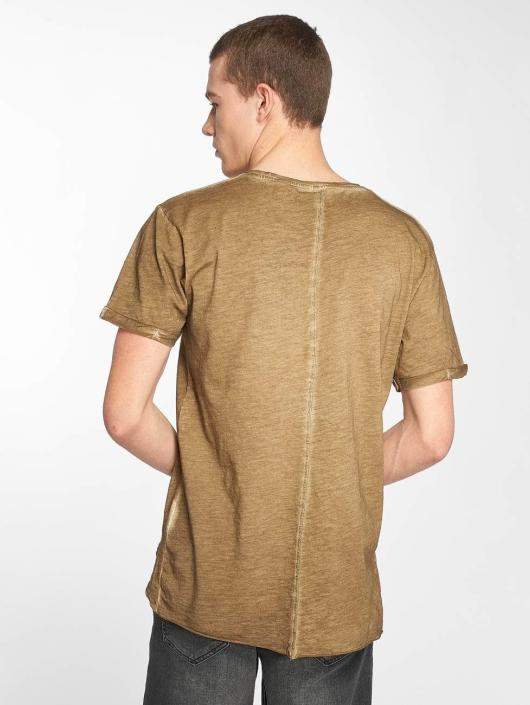 Only & Sons T-Shirt onsSlam Slub brun