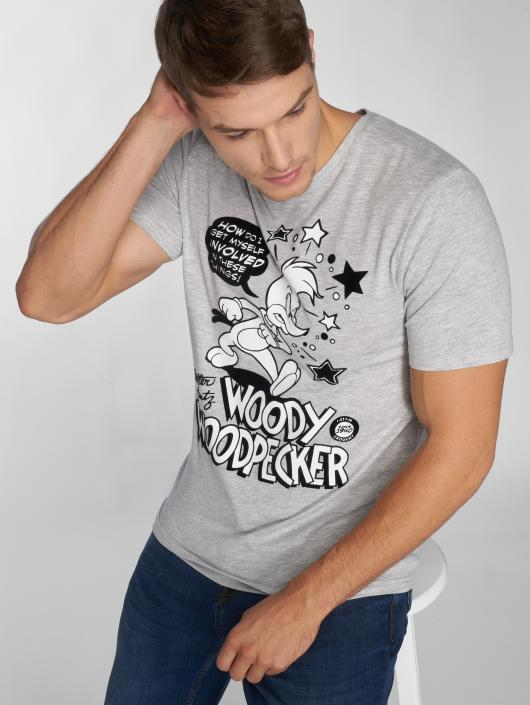 Only & Sons T-Shirt onsWoody gray