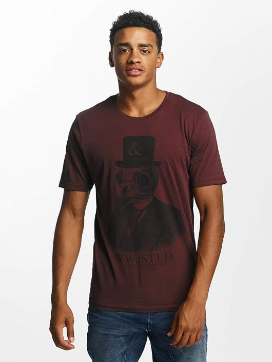 Only & Sons T-Shirt onsAbraham red