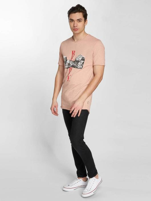 Only & Sons t-shirt onsDaengelo rose