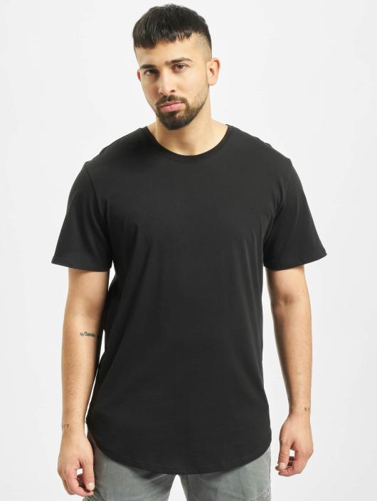 Only & Sons T-Shirt onsMatt Longy schwarz