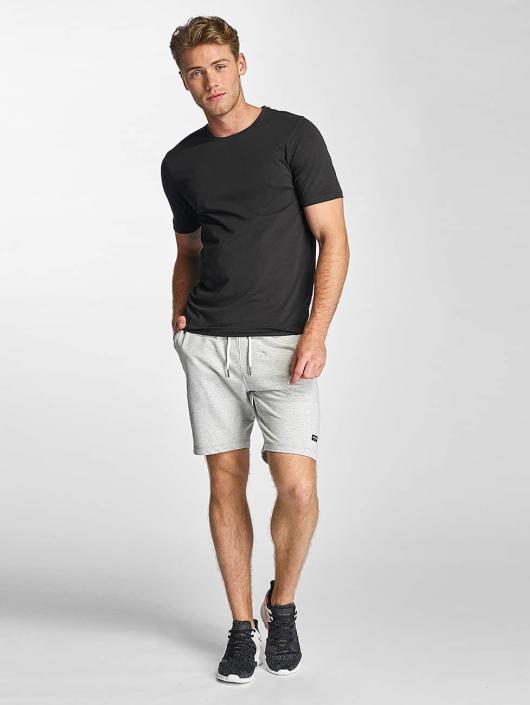 Only & Sons T-Shirt onsBasic Slim O-Neck schwarz