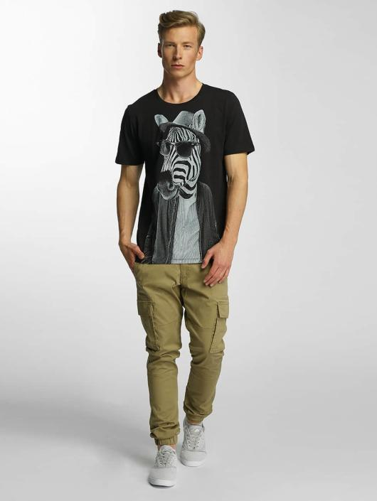 Only & Sons T-Shirt onsHamit schwarz