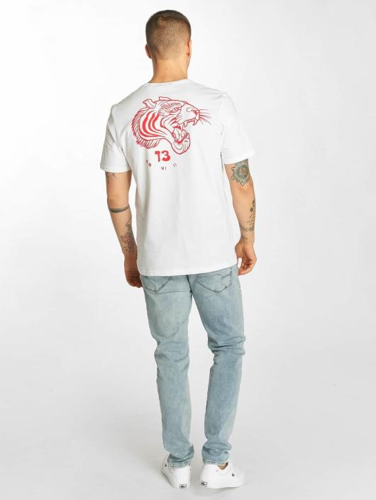 Only & Sons T-Shirt onsTiger weiß
