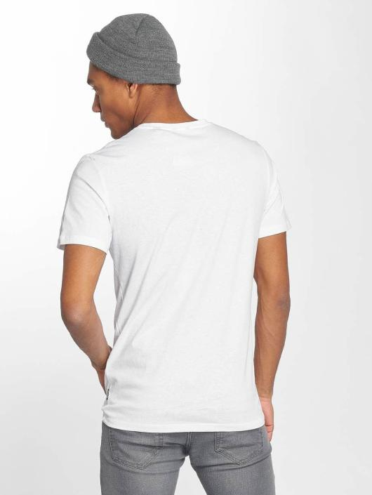 Only & Sons t-shirt onsDark Fitted wit
