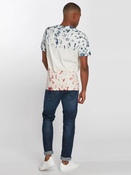 Only & Sons t-shirt onsTye Dip wit