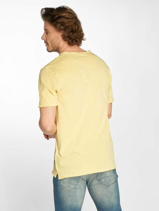 Only & Sons T-Shirt onsAlbert Washed yellow