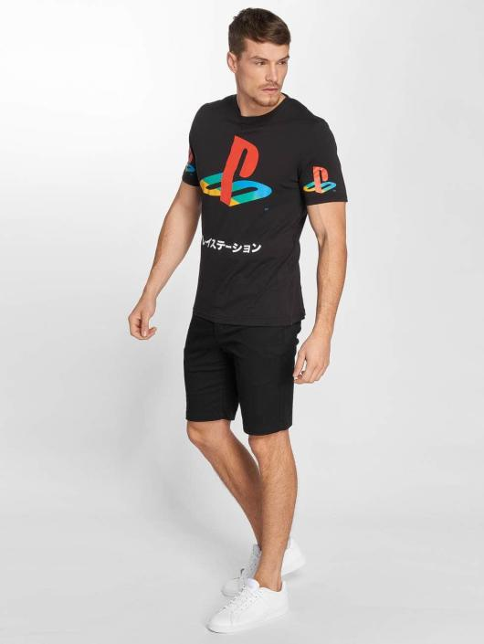 Only & Sons t-shirt onsPlaystation zwart