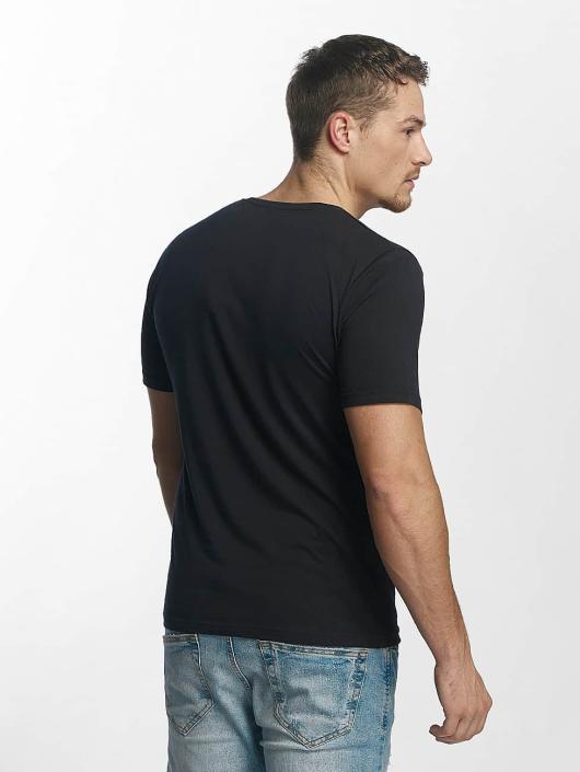 Only & Sons T-Shirty onsMerek O-Neck niebieski