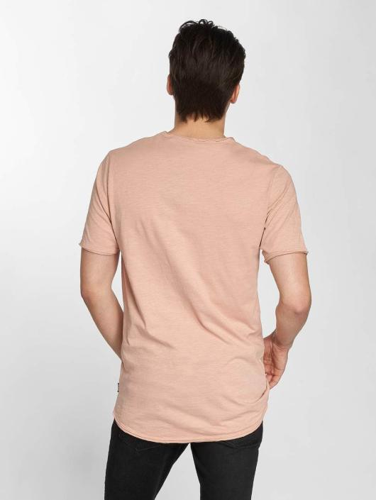 Only & Sons T-Shirty onsDaengelo rózowy