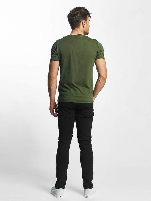 Only & Sons T-Shirty onsChristian zielony