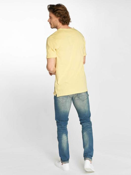 Only & Sons T-Shirty onsAlbert Washed zólty