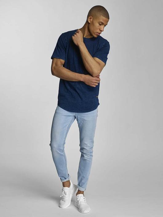 Only & Sons T-skjorter onsIndigo Ice Longy blå