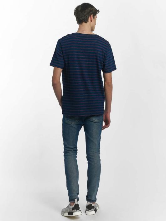 Only & Sons T-skjorter onsIndigo Chi Stripe blå