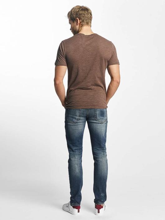 Only & Sons T-skjorter onsMax brun