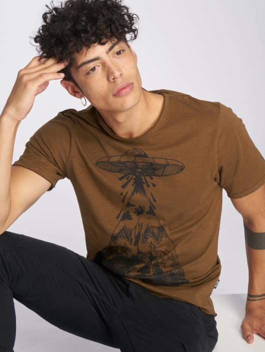 Only & Sons T-skjorter onsGarreth brun