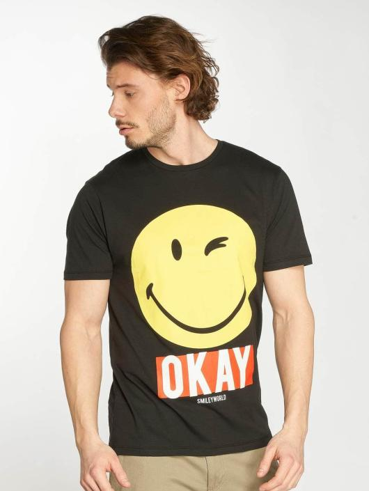 Only & Sons T-skjorter onsSmiley svart
