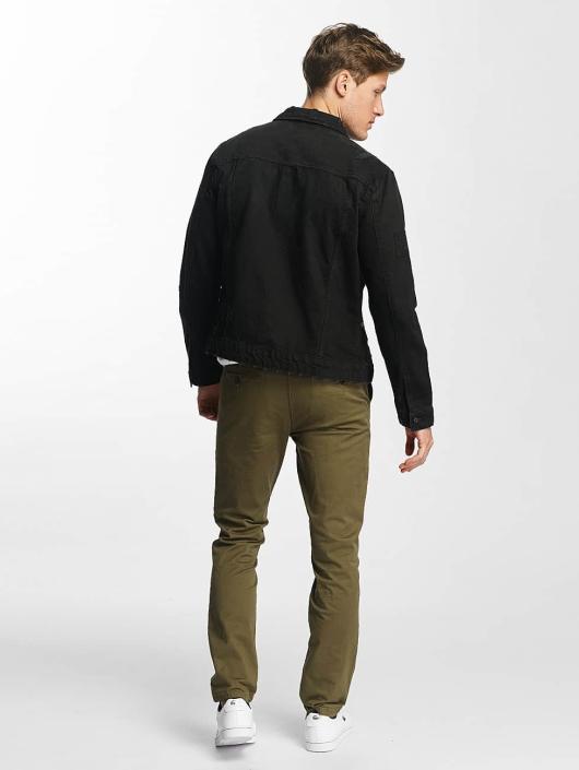 Only & Sons Transitional Jackets onsRocker Patch Denim svart