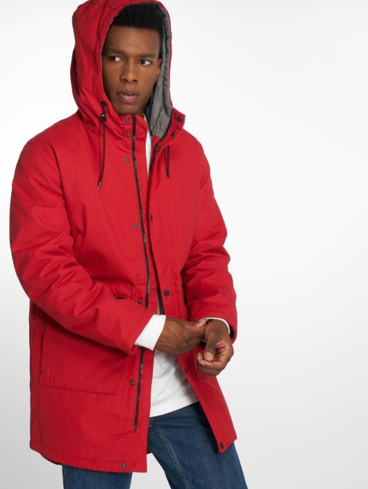 Only & Sons Winter Jacket onsSigvad red