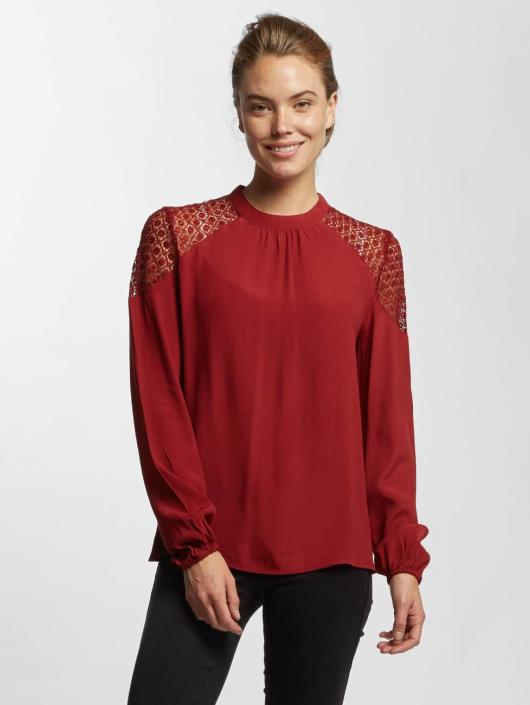 Only Blouse/Tunic onlSonny Lace Bishop red