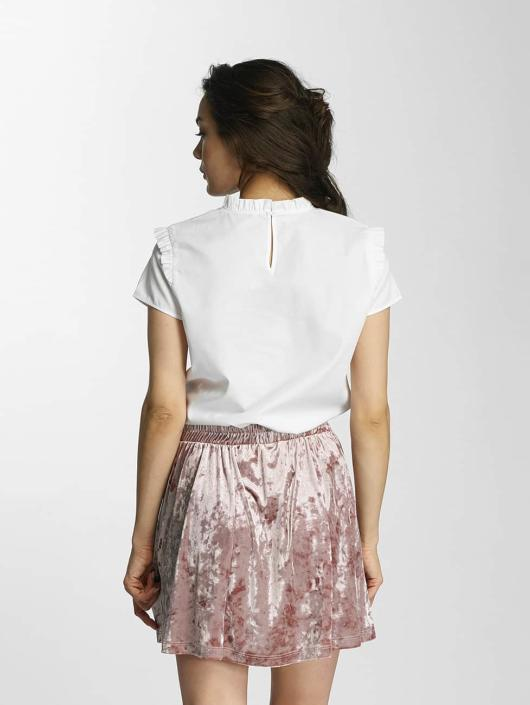 Only Blouse/Tunic onlOzzy Small Frill white