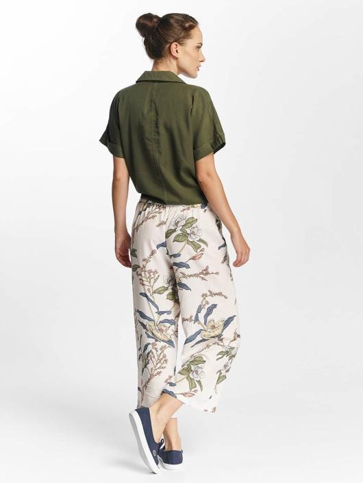Only Bluse onlBella Lux Tencel Tie grün