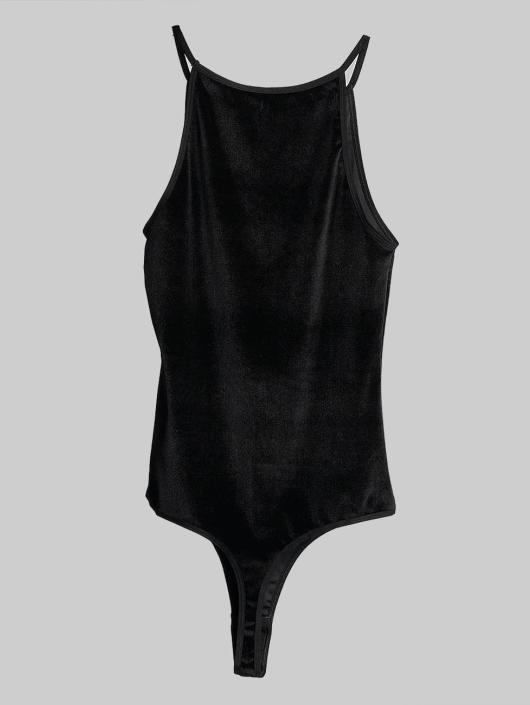 Only Body onlElla Velvet schwarz