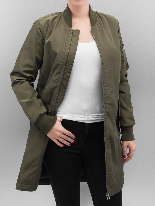 Only Bomber jacket OnlAlina green
