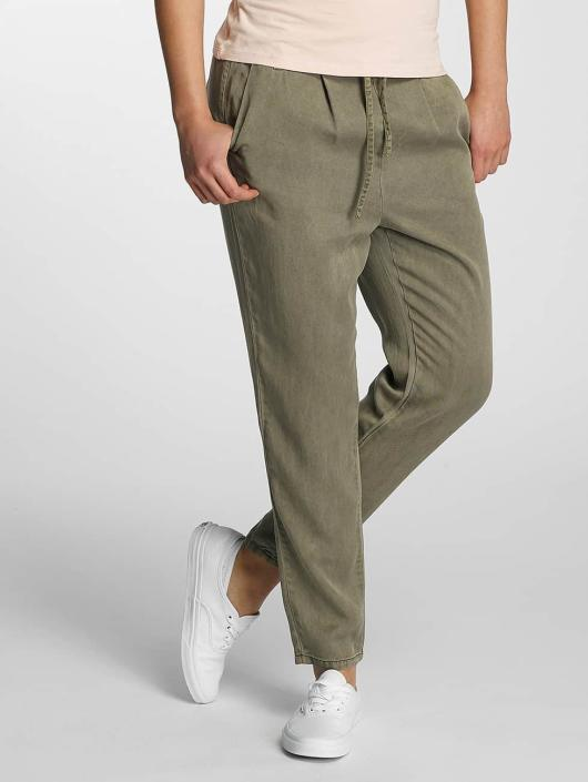 Only Chino onlPoptrash Easy Woven green