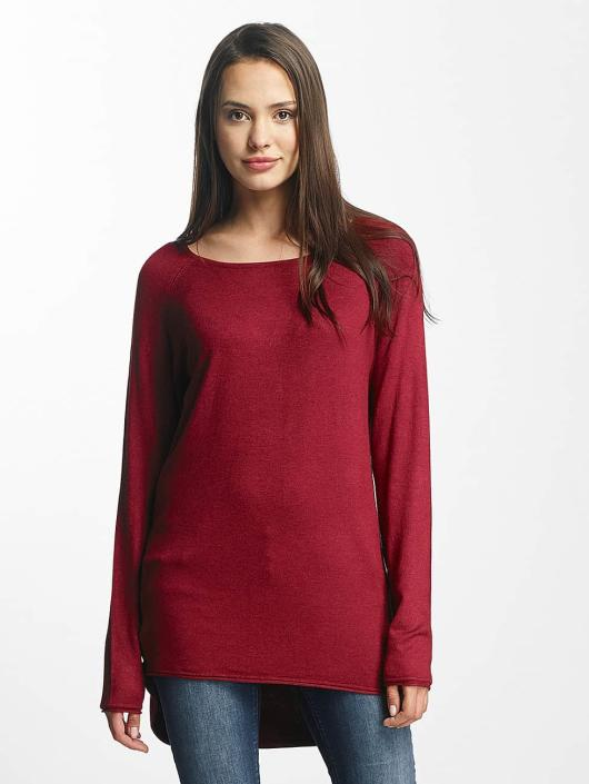 Only Gensre onlMila Lacy Long red