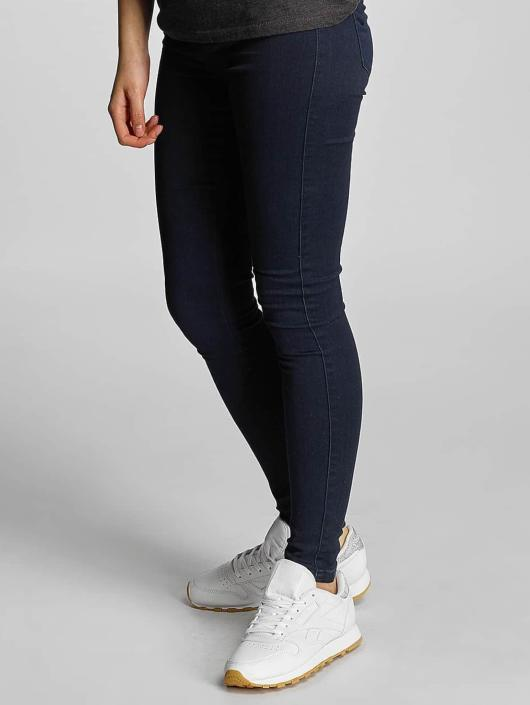 Only Høy midje Jeans Royal High blå