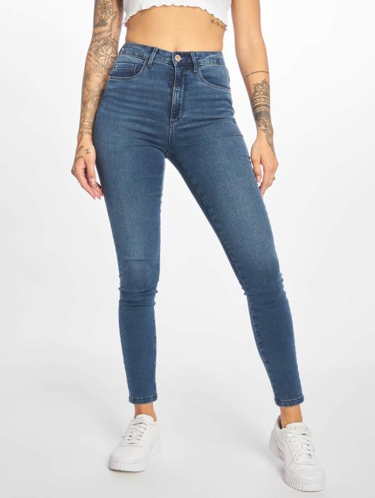 Only High Waisted Jeans onlRoyal Highwaist синий