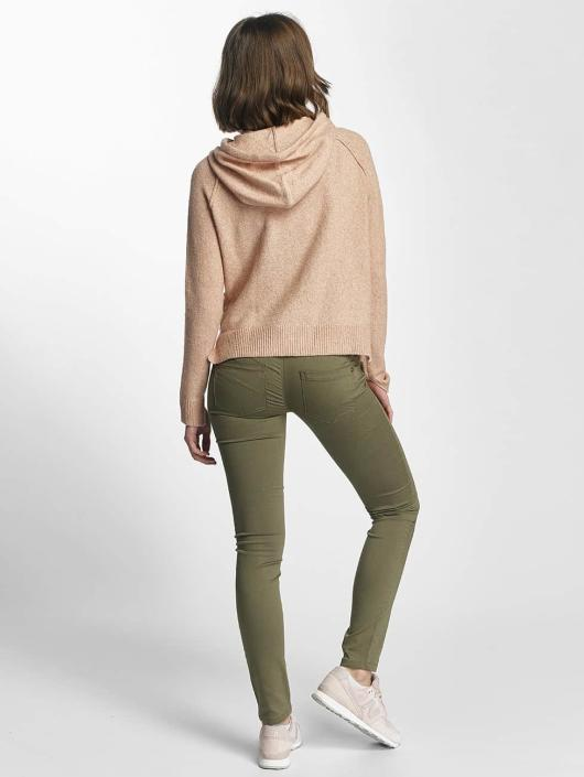Only Hoody onlCelia Knit rosa