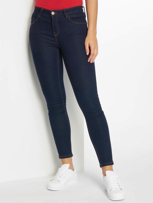 Only Jean skinny onlDaisy bleu