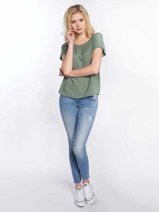 Only Jeans slim fit onlCoral Superlow blu