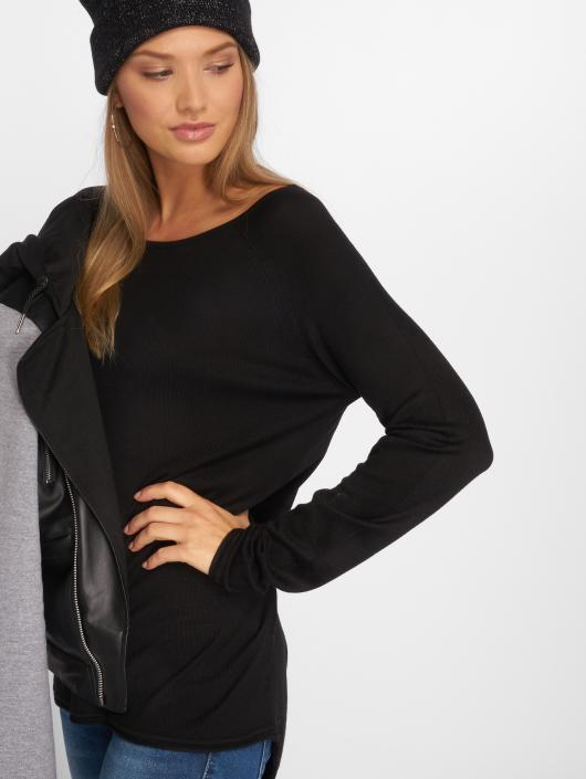 Only Jumper onlMila Lacy Long black