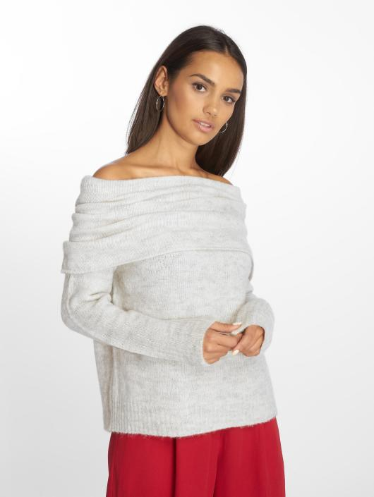 Only Jumper onlBergen Off Should Knit white