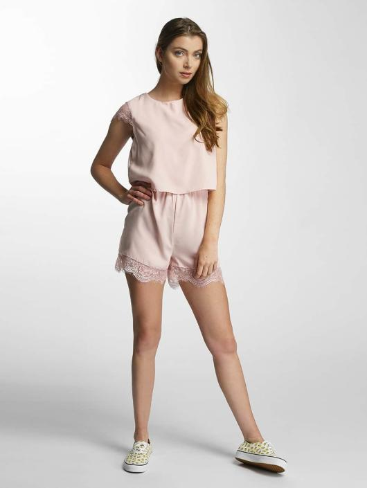 Only jumpsuit onlSwing Cap rose