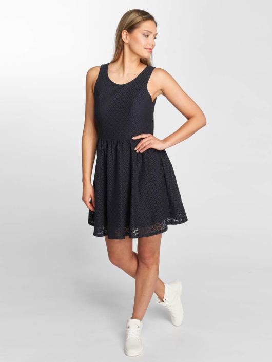 b2ff89e8ea237f Only   jurk onlLine Fairy Lace in blauw 450214