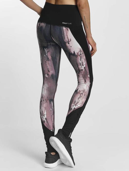 Only Legging/Tregging onpPeace púrpura