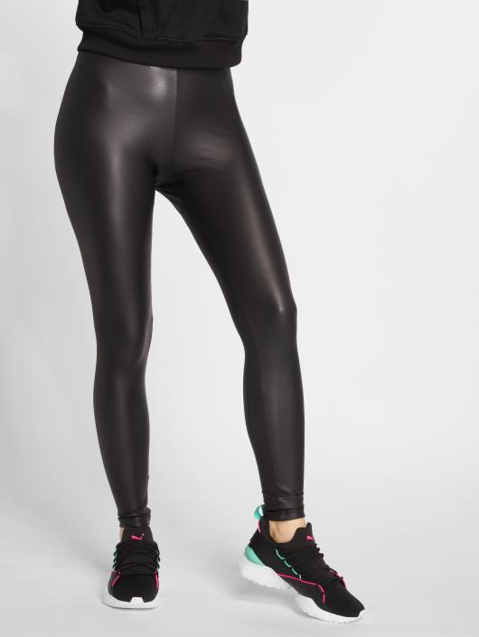 Only Leggings/Treggings onlRuby czarny