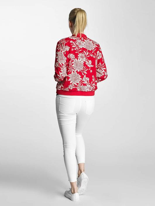 Only Lightweight Jacket onlFlour red