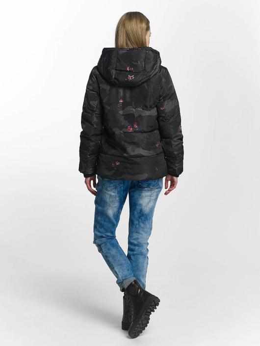 only onlnora camouflage femme manteau hiver 370212. Black Bedroom Furniture Sets. Home Design Ideas