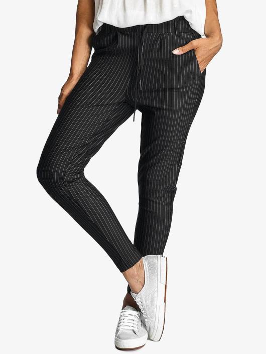 Only Onlpoptrash Chino 316634 Femme Pantalon Noir qqxFwvrgT