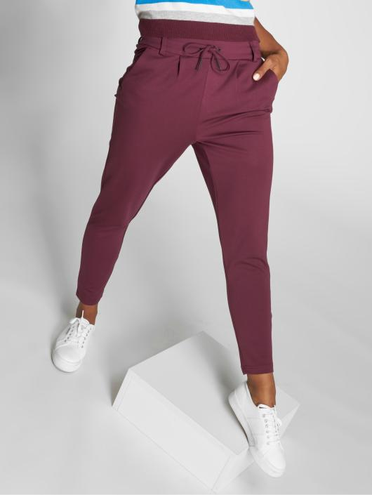 Only Pantalon chino onlPoptrash rouge