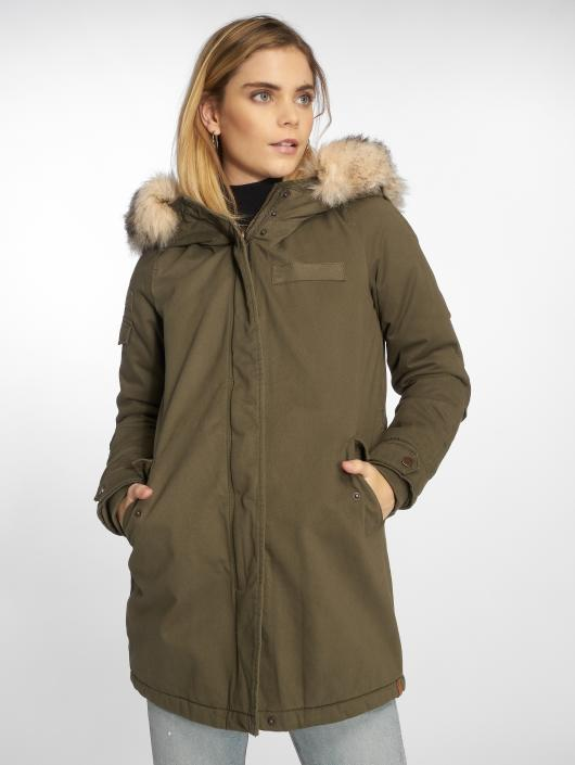 Only Parka onlMay oliven