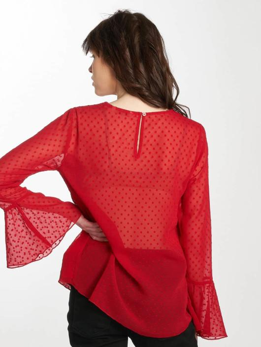 Only Pitkähihaiset paidat onlCarolina punainen